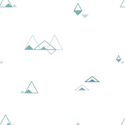 Mountains AtelierWall
